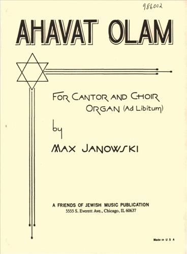 Max Janowski